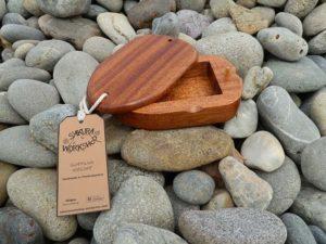 Utilie wood Surf wax holder handmade in Pembrokeshire Wales Buy online