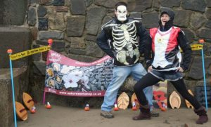 Finless Fright Fest, Fancy Dress