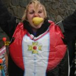 Sakura Workshop Finless Fright Fest apple bobbing with dracular